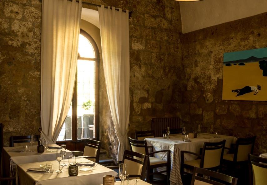 TheFork Restaurants Awards - New Openings: Paolo Trippini all'Hotel La Badia, Orvieto