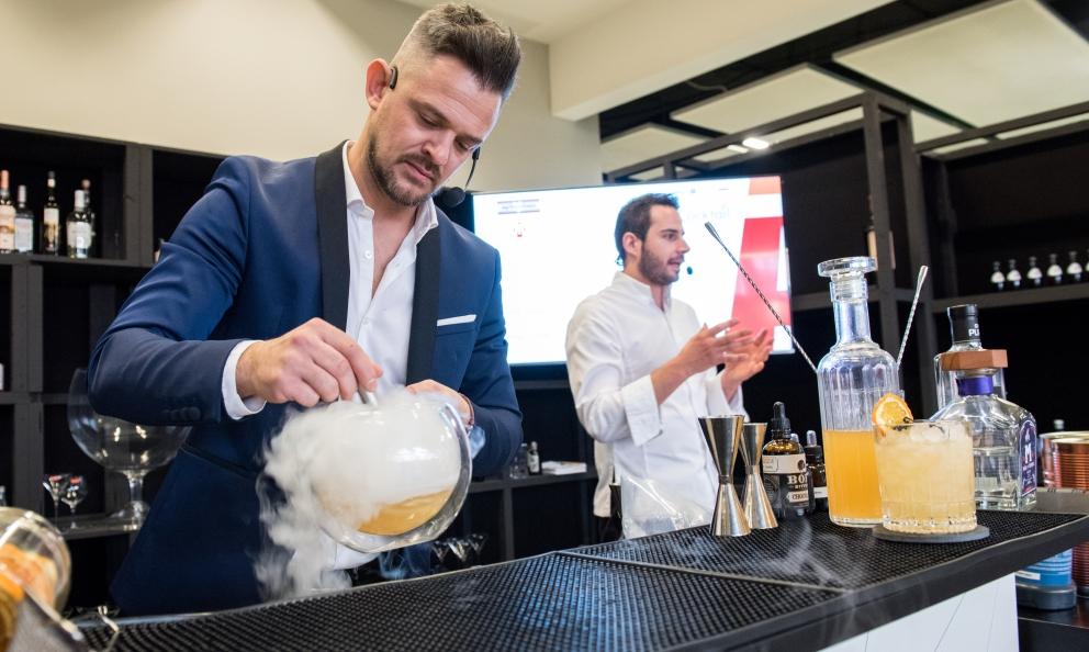 Agrimontana mixology, il cocktail è perfetto