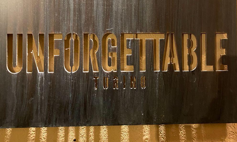 Unforgettable, aperto in via Valerio Lorenzo5 a Torino nell'aprile 2019, telefono +3901118923994, info@unforgettablexperience.info