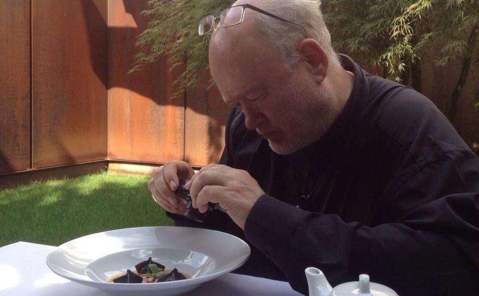 Bob Noto, creativo e gastronomo piemontese scomparso il 22 marzo 2017 a 60 anni