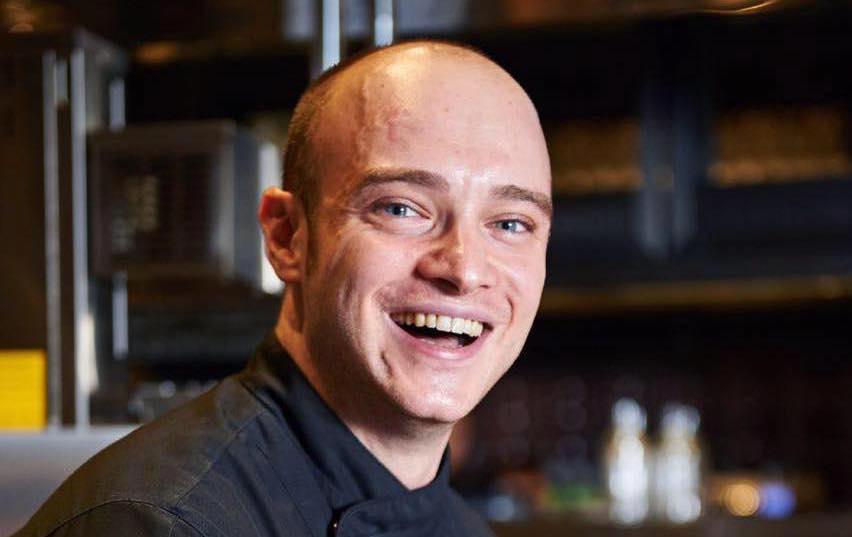 Aniello Turco detto Nello, chef del ristoranteMio al Four Seasons di Pechino, una stella Michelin dal 29 novembre 2019