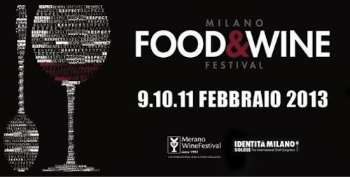 La locandina di lancio del secondo Milano Food & W