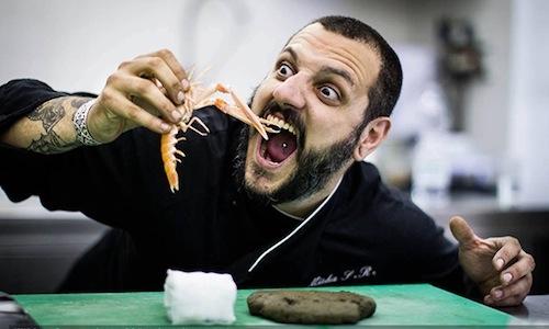 Misha Sukyas, 33 anni, da pochi giorni chef del ne
