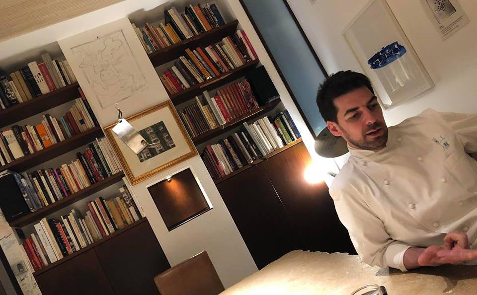 Massimiliano Alajmo, 43 anni, chef de Le Calandre a Rubano (Padova), 3 stelle Michelin dal 2002, 27° posto nella World's 50Best 2017