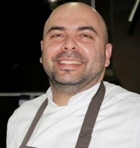 Il cuoco delle GiareOmar Casali (foto Luigi Cremona)