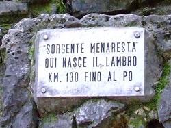 Alla fonte del Lambro