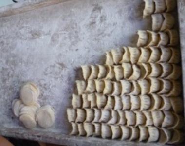 Dumpling, pasta fresca ripiena