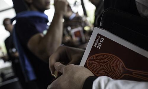 Con l'edizione 2013, la Guida ai Ristoranti d'Ital