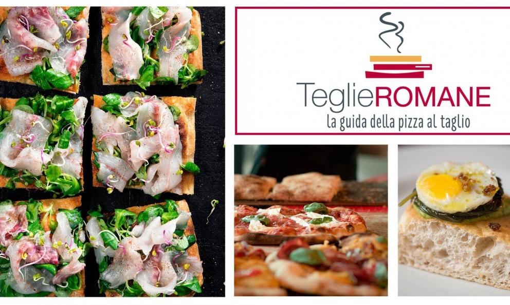 Nasce Teglie Romane, la guida gratuita alla pizza al taglio capitolina