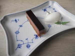 Chocolate, chocolate, chocolate