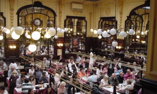 Il ristoranteChartier (foto Les Italiens)