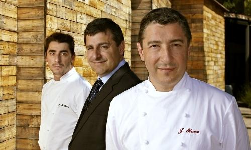 Jordi, Josep e Joan Roca, El Celler de Can Roca, Girona