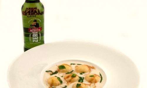 Beer-ingredient: Birra Moretti; beer match:Birra