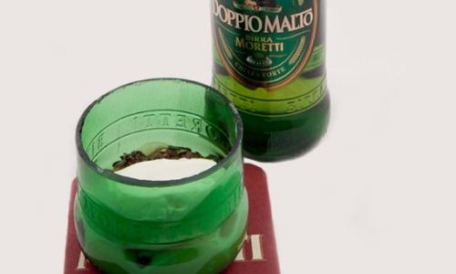 Beer as ingredient: Birra Moretti La Rossa. Beer match: Birra Moretti Doppio Malto