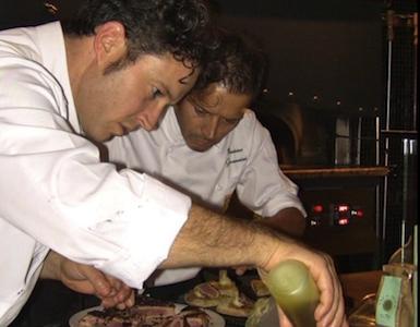 Mattei e Giovannini (foto IreneArquint)