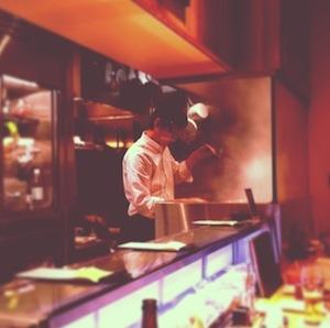 Wabiya's grill