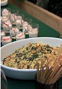 in carta, vegetali ma anche pesce e carne (foto Barbara Torresan, www.chez-babs.com)