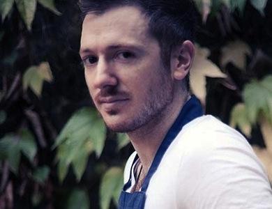Oliver Dabbous, 28 anni, già head chef con una stella Michelin al Texture, vicino a Marble Arch