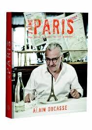 Ducasse ha riassunto tutto il suo amore per la Ville Lumière nel libro J'Aime Paris. La mia Parigi del gusto(ne abbiamo parlato qui)