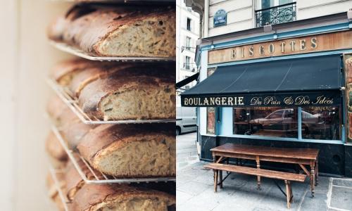 Du Pain et des Idées: il pane e l'insegna