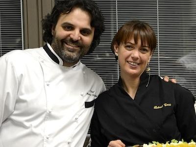 Marco Stabile e Deborah Corsi