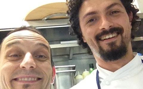 David Tamburini, 40 anni, toscano di Vinci, e Pier Giorgio Parini, romagnolo di San Mauro Pascoli, 35 anni