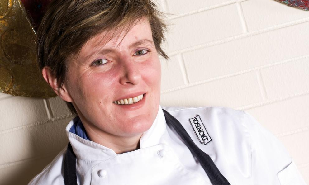 Viviana Varese, chef ofAlicein Milan