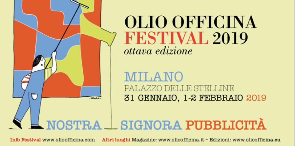 Da giovedì 31 a Milano l'ottava edizione dell'Olio Officina Festival