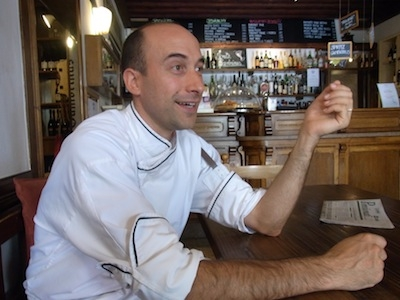Pierchristian Zanotto, 36 years old