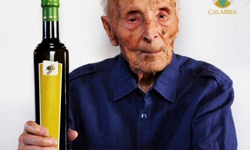 Salvatore Caruso, 107 anni, calabrese: longevità extravergine?