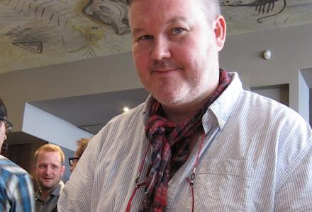 Mathias Dahlgren, chef al Grand Hotel Stockholm nella capitale svedese, tornato quest'anno a occupare un posto nei 50 Best, il 41°