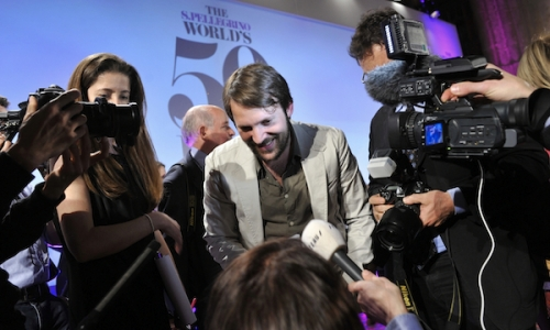 René Redzepi, vincitore dei World 50 Best Restaur