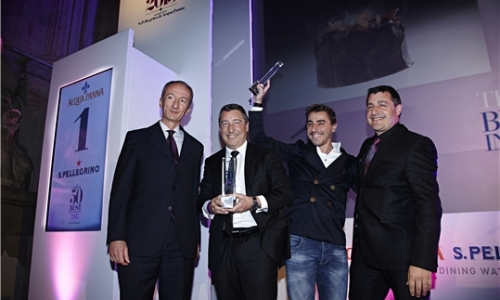 Joan, Jordi e Josep Roca vincitori nel 2013