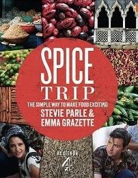 Spice Trip è anche un libro, in vendita su Amazon