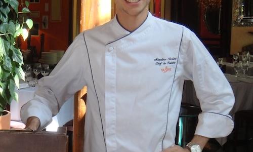 Natalino Ambra, giovane giramondo
