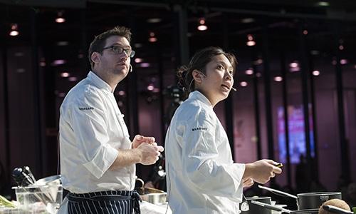 Dylan Jones e Bo Songvisava del ristorante Bo.lan di Bangkok, sostenibilità in salsa Slow Food