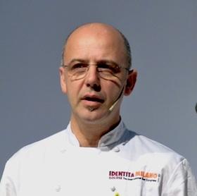 Franco Pepe, sua la pizzeria Pepe in grani a Caiazzo (Caserta)