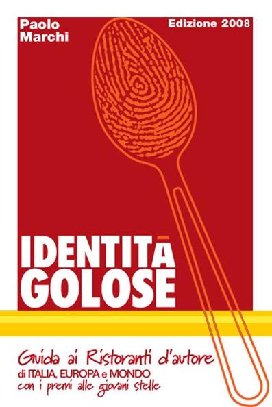 Risultati immagini per guida identità golose 2008