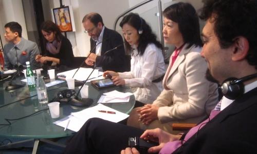 A Perugia, giornalisti esperti di eno-gastronomia cinesi e italiani