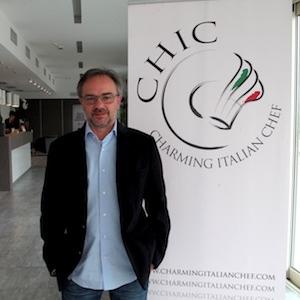 Marco SaccoofPiccolo Lago in Mergozzo (Verbania), Chic's president