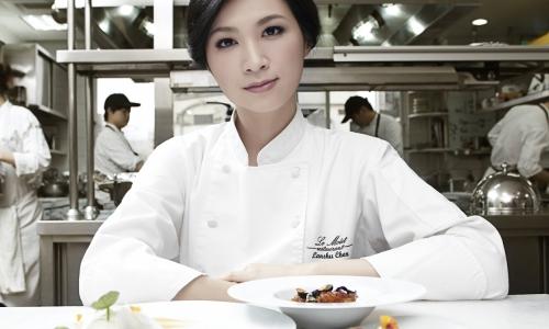 Lanshu Chen from Le Moût Restaurant in Taiwan: sh