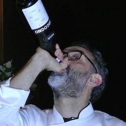 Massimo Bottura a Istanbul ha brindato con Borgogno