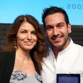 Elisabetta Serraiotto e Denny Imbroisi