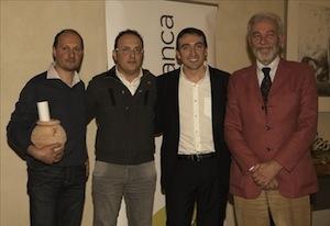 Fonte di Foiano, vincitori della prima edizione del Premio Il Magnifico