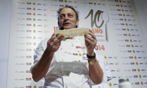 Moreno Cedroni, mago della birra (e non solo)