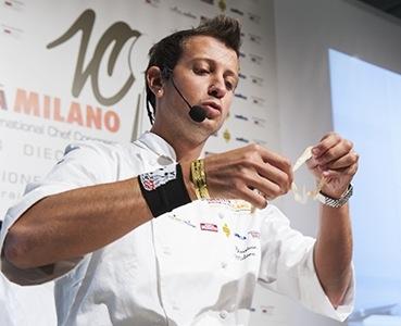 Christian Milone, dell'estrazione dell'acqua alla Gastronavicella di Pinerolo (Torino)