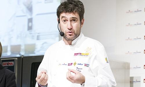 Josean Alija, chef del ristorante Nerua del Guggen