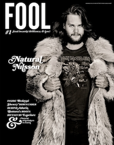 Fool Magazine Issue #1: Magnus Nilsson, chef of Fäviken