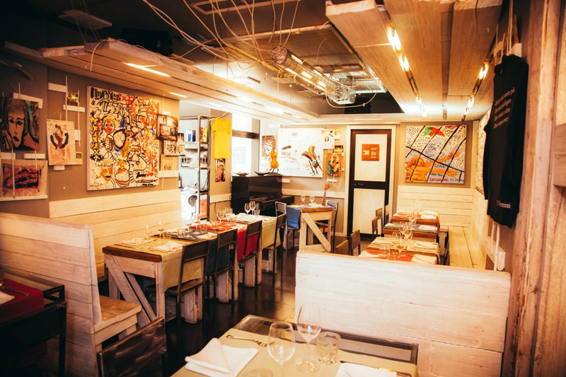 TheFork Restaurants Awards - New Openings: Il Bistrot 4.5, Roma