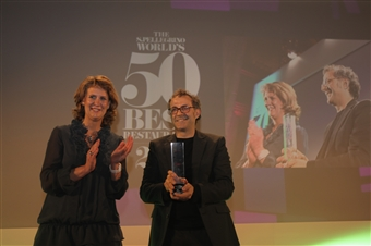 Massimo Bottura al 4° posto dei 50 Best 2011